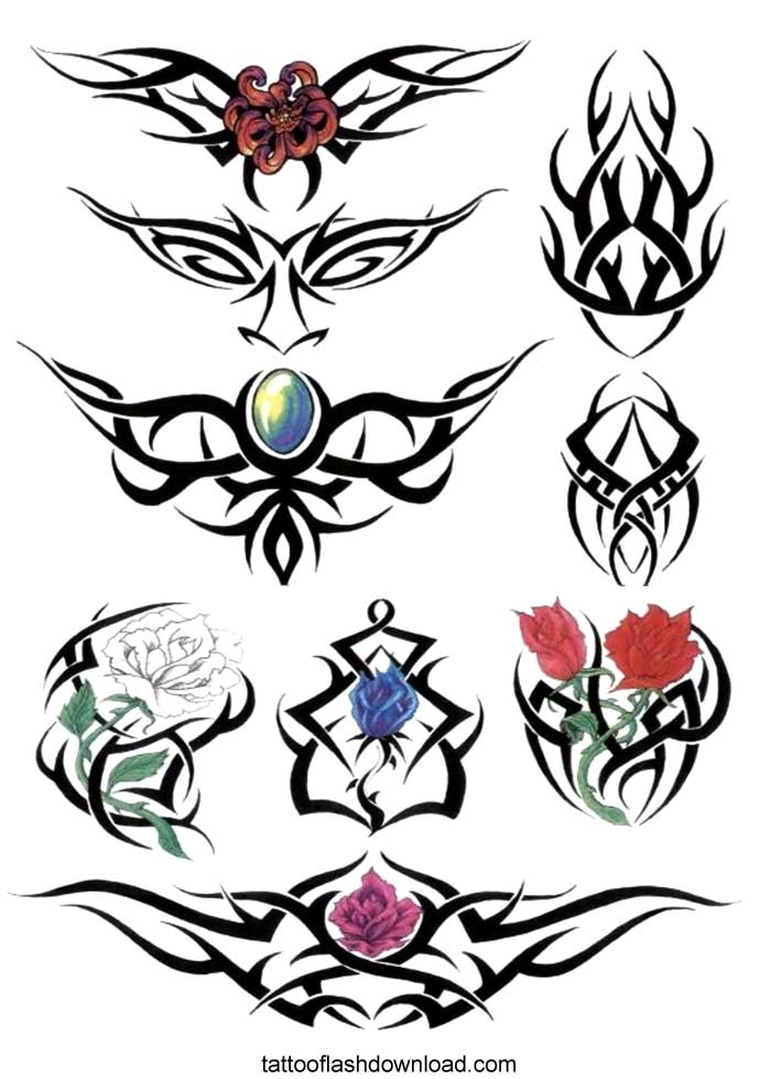 Tattoo design 6