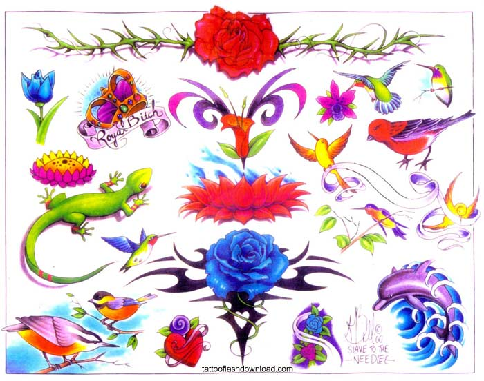 Tattoo design 24