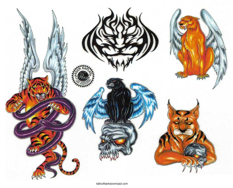 tattoo design 184