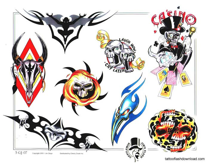 tattoo design 67