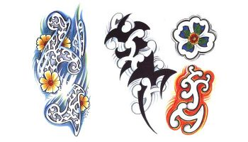 Tattoo design 296