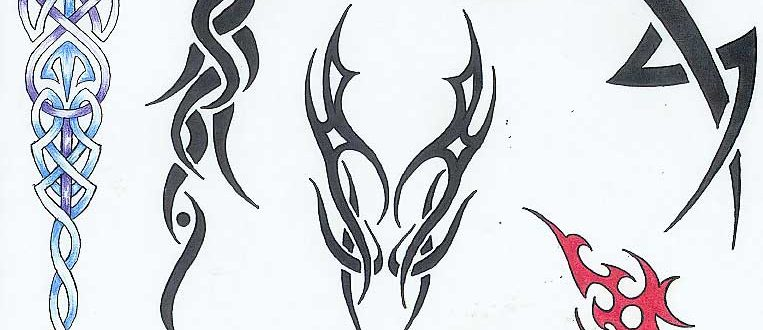 Tattoo design  331