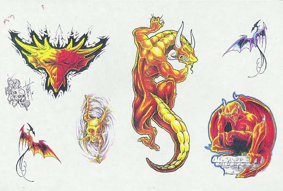 Tattoo designs 351